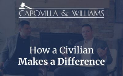 Why Hiring a Civilian Makes a Difference!