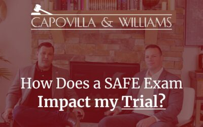 What is a SAFE Exam and How Does Impact my Sexual Assault Trial?