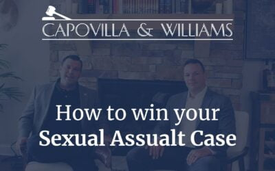 How to Prepare and Win Your Sexual Assault Case