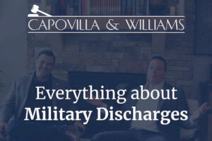 Everything about military discharges
