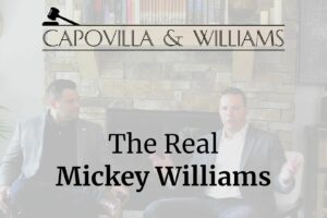 The Real Mickey Williams