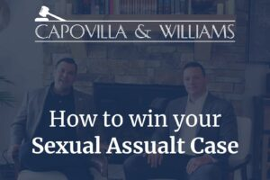 how to win your sexual assault case